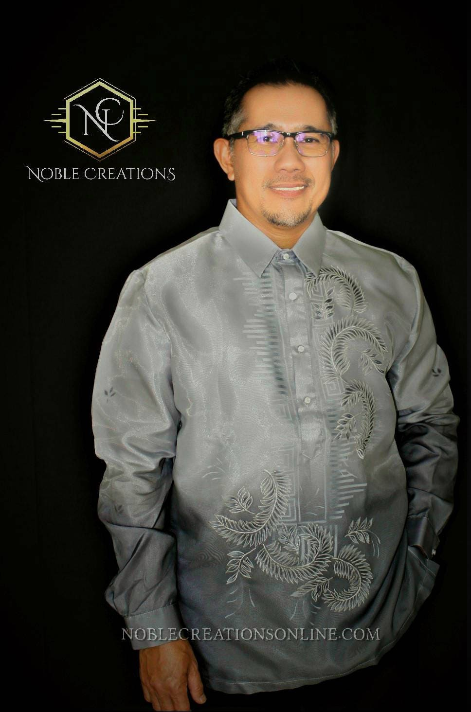 how to wear barong tagalog