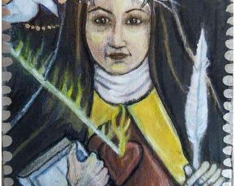 St. Teresa of Avila Icon