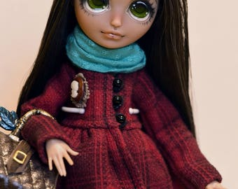 OOAK Ever After High repaint custom doll Cerice Hood