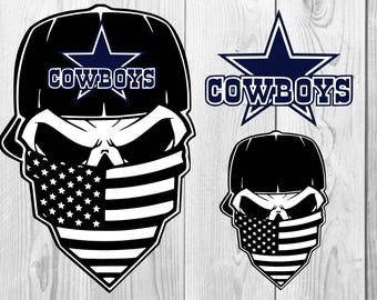 Dallas Cowboys SVG DXF PNG cutting file, Printable, T-shirt Design, Scrapbooking Clipart
