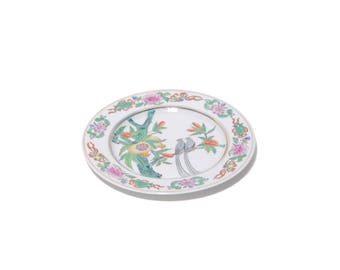 Small Chinese porcelain plate