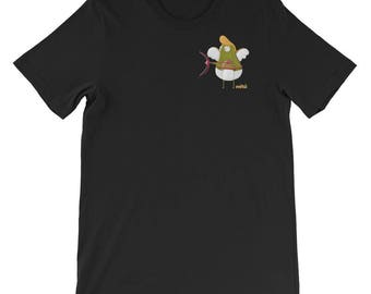 Cupid Guacardo Men's T-Shirt, Valentine's T-Shirt.