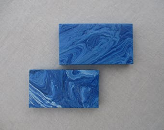 Set of 2 paintings - Duo small painting