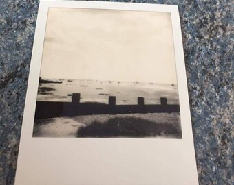 Old Leigh Fishing Village - Polaroid Picture