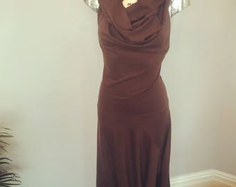 Tribal all-in-one Get Up jumpsuit in brown