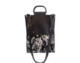 Shoulder Bag with long adjustable straps