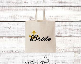 Anchor Bride Tote