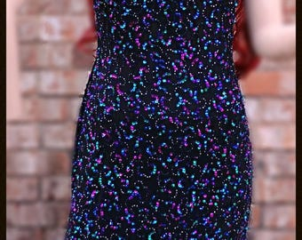Vintage 80s Scala Dress
