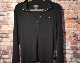 80's Polo Ralph Lauren  Jeans company men's Long sleeves Shirt   Size XL