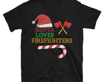 firefighter shirt - firefighter - firefighter gift - fireman shirt - firefighter tshirt - firefighter wife -gift for firefighter - thin red