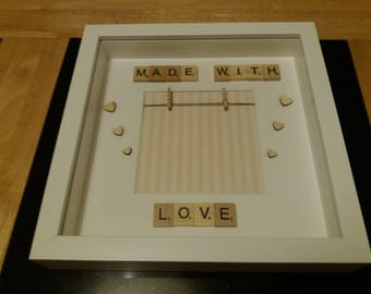 Made with Love frame