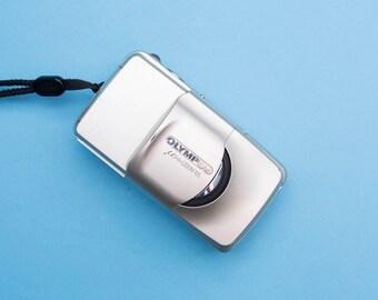 Olympus MJU Zoom 105 Compact Camera