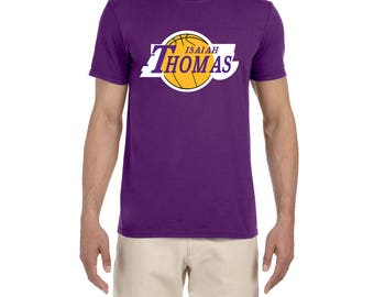 Isaiah Thomas Logo High quality T-Shirt