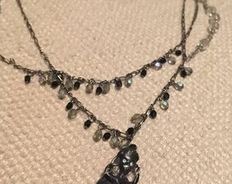 The Dark Angel Necklace