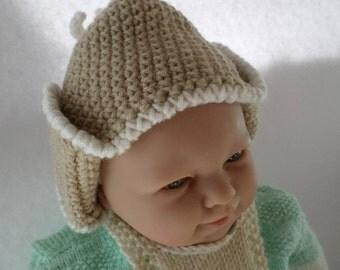 Lil lumberjack hat