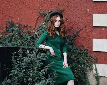 60's Mohair Dress