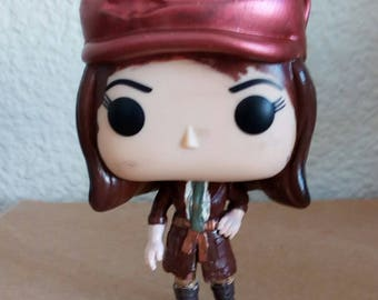 Eponine custom pop out (barricade version)