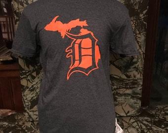Detroit D Shirt