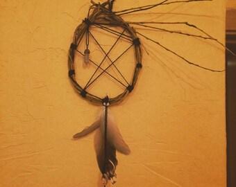 Small Willow Dreamcatcher