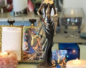 Inanna Tarot Reading - Five Dollar Divination