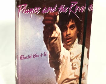 Prince - I Would Die 4 U - Notebook