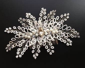 Bridal Hair Comb for wedding