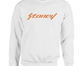 Post Malone Stoney Album Sweater