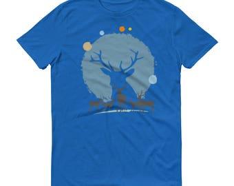 Christmas Short-Sleeve Men's T-Shirt