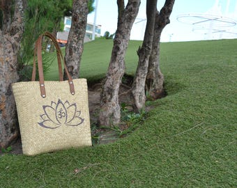 Liz Flower Bag