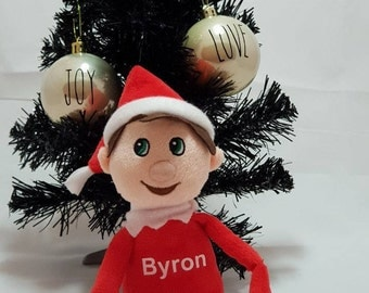 Personalised Elf