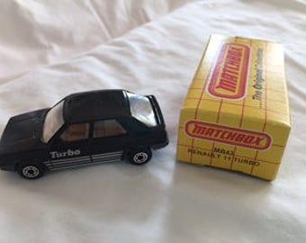 Matchbox #43, Renault 11 Turbo