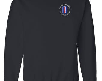 193rd Infantry Brigade Embroidered Sweatshirt-4244
