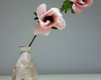 Anemones Paper Flowers, Tissue Paper, Home Decoration, Gift