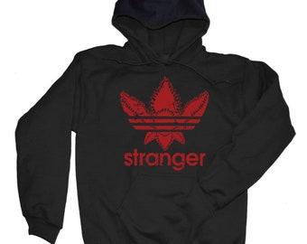 Stranger - Adidas Demogorgon Hoodie. Demogorgon Hoodie.