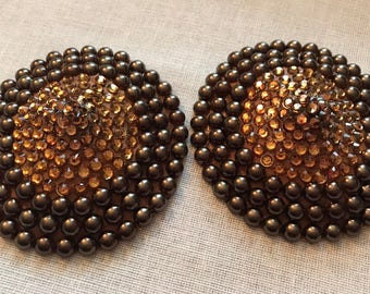 Cocoa Nipple Pasties 3.5""