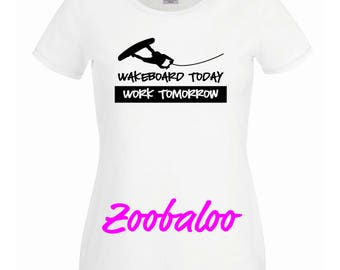 Wakeboard Shirt