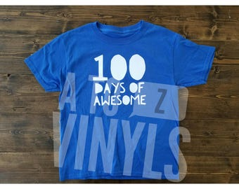 100 days of Awesome design