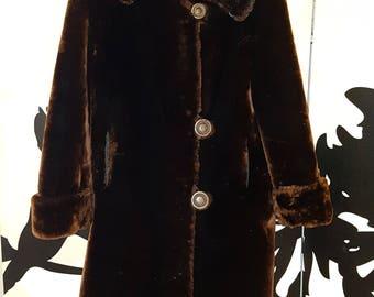 Vintage Women's Fur Coat