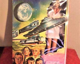 "Star Trek 1979 Mego ""llia"" Figure with Original Box"