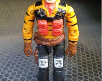 G. I. Joe Action Figure Skystriker (v.1) (Tiger Force) 1988