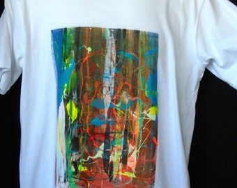 Abstract Art T-Shirts Unique