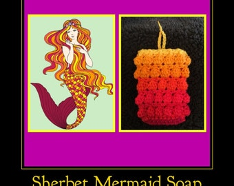 Mermaid's Soap Pouch