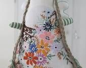 Kukka-Maria one-of-a-kind fairy angel doll