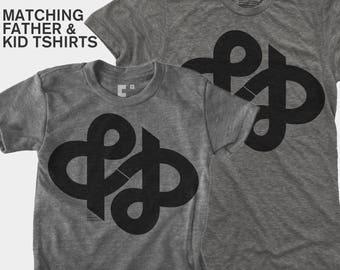 Father Son Matching Shirts, Matching Shirts, Dad & Baby Matching Shirts, Father Daughter Matching Shirts, Daddy Daughter Shirts, Ampersand
