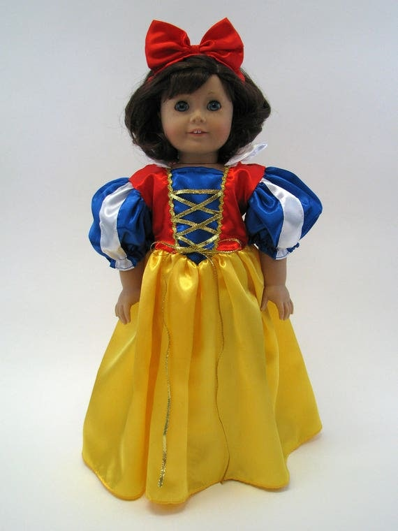 Fairy Tale Costume - 18 Inch Doll Clothes