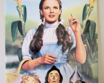 THE WIZARD Of OZ Vocal Selections Songbook | Piano Guitar Vocal