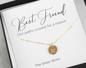 Womens Gift, Gifts for Best Friend, BFF Gift, Jewelry Gift, Gift for Her, Best Friend Gift, Gift Under 30, Dainty necklace, Gift for Women
