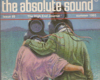 The Absolute Sound Magazine~Volume 18~Issue 89~Summer 1993~Harry Pearson