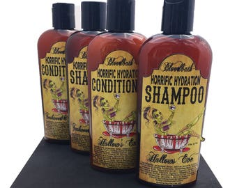 Hallows Eve Shampoo and Reconstructing Conditioner Set Paraben Free