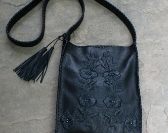 Poppy handcrafted bag